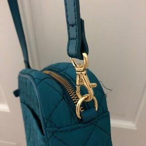 Talbots Bags - Turquoise Crossbody